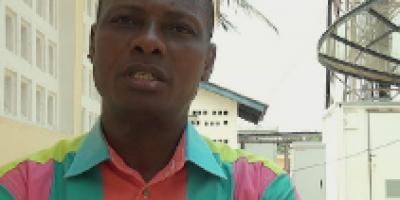 ORTB : Ozias Sounouvou, le Charlie du Bénin
