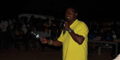 Didier Awadi: «on peut te baiser avec la démocratie, mais c'est à toi de mettre le contenu que tu veux»