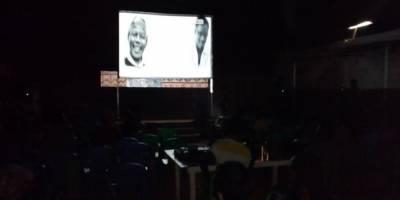 CDL 2016: première soirée de projections à l'Institut Burkinabè avec «Le poids des mots» et «Pieds nus»