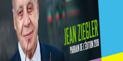 JeanZiegler, parrain de la 12e édition du festival Ciné Droit Libre