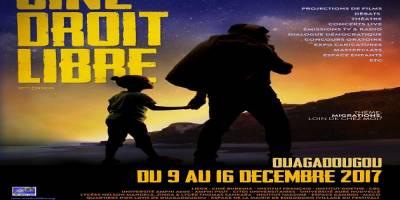 Festival Ciné Droit Libre 2017 : Voici le programme complet