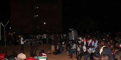 « 10 mn » pour convaincre à la cité universitaire  de Kossodo : une présélection de haut niveau !