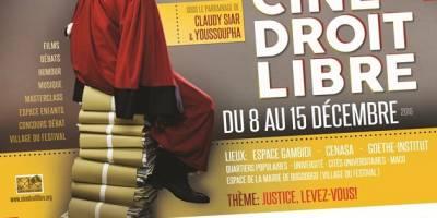 Festival Ciné Droit Libre 2018 : Communiqué de Presse
