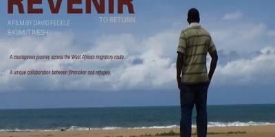 Le film « REVENIR » est programmé au festival Ciné Droit Libre le 9 décembre 2018 à Gambidi