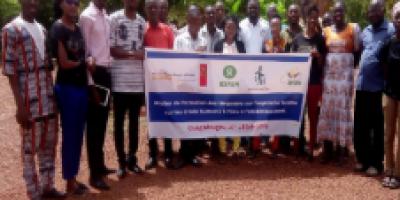 Eau et assainissement : La Mission Fas'Eau outille les blogueurs du Burkina