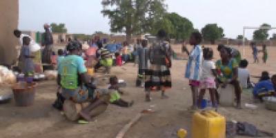 Burkina : Ouagadougou accueille des déplacés internes !