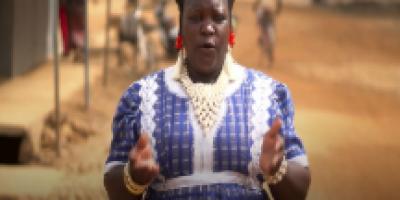 Marie Gayeri : « je souhaite une bonne cohésion sociale au Burkina »