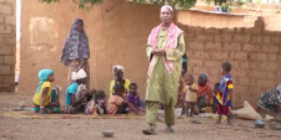 Burkina : Notre vie de déplacés internes à Kaya