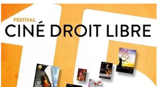 Appel à films / Festival « Ciné Droit Libre » 2019 !