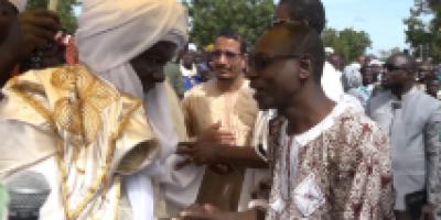 Tabaski à Fada N'Gourma : Musulmans et chrétiens unis pour le vivre-ensemble !