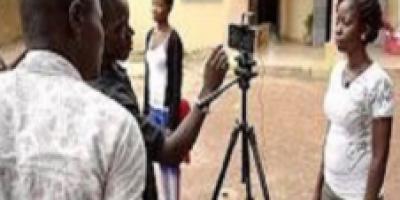 Former les jeunes en vidéo mobile, pour documenter les réalités de l'Est du Burkina Faso