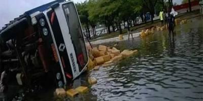 Inondation au Bénin : Cotonou en tenue de vérité !
