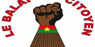 Burkina-Guinée : Le Balai Citoyen met en garde le président Alpha CONDE