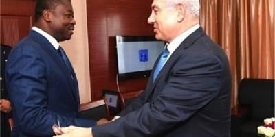 Entre Israël et le Togo, c'est le je t'aime moi non plus