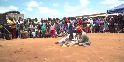 Burkina : Le théâtre forum pour promouvoir la cohésion sociale à l'Est