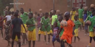Mali : Boubacar et Moussa, entraîneurs au delà du handicap
