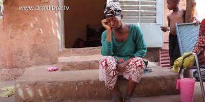 Mali : Moha, de divorce en divorce à cause de son handicap