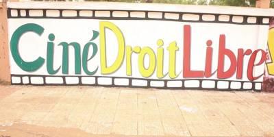 Mali : Clap de fin de la 5e édition du festival Ciné Droit Libre