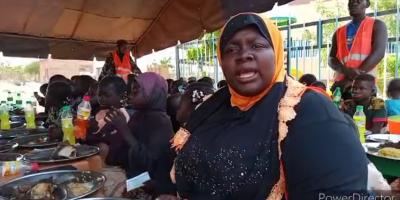 Ouahigoua : Adja Kairya Maiga ou la marraine des orphelins du terrorisme !