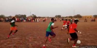 Dori : Le football pour promouvoir la cohésion sociale