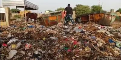 Dori : Un dépotoir d'ordures menace la santé des riverains !